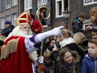 Geslaagde intocht Sinterklaas