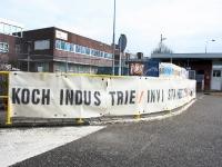 Actie bij Invista Dordrecht