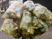 Plastic ophalen Dordrecht