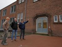 Nieuwe bewoners aan de Reeweg Oost Dordrecht
