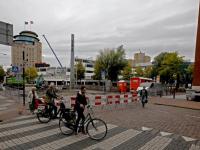 Werkzaamheden John de Wittbrug zes weken afgesloten Dordrecht