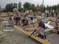 Zesde editie huttenbouwen Papendrecht