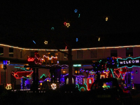 kerstplein in de goeverneurstraat