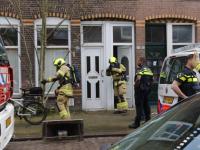 Keukenbrand in Hooftstraat