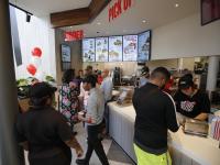KFC eindelijk open Achterom Dordrecht