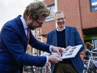 Kick-off spaaractie 800 jaar Dordrecht
