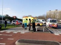 Scooterrijder gewond bij ongeluk Papendrecht