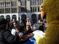 Gratis kippenpoten proeven tijdens openingsactie Kippie