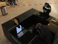Kluis goudwisselkantoor weer gestolen Dordrecht
