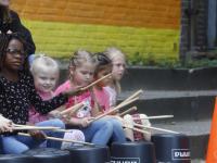 Knallend het nieuwe schooljaar in Dordrecht