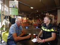 Koffie met Cop vanaf begin September naar Plus het lam Dordrecht