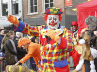 Carnavalsoptocht in Ooi en Ramsgat Dordrecht