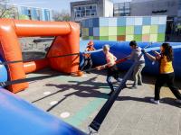 Koningsspelen sport en spel De Bever oudelandshoek Dordrecht