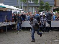 Koopjesjagers scoren op Rommeldam