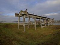 Kraanbaan als monument voorgedragen Dordrecht