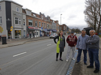 Winkels Krispijnseweg weer bereikbaar Dordrecht
