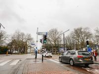 Kruisingen aangepast in centrum voor betere doorstroming Dordrecht