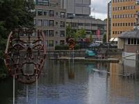 Kunstwerken terug in de Spuihaven Dordrecht