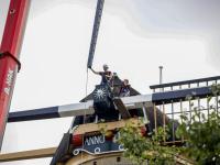 Nieuwen roeden Molen Kyck over den Dyck Dordrecht