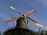 Molen Kyck over den Dyck Dordrecht