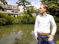 Oud wethouder Jasper Mos Dordrecht