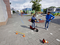 ANWB Streetwise bij basisschool De Bever Dordrecht