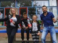 20170806 Flessenactie basisschool Dordrecht Tstolk