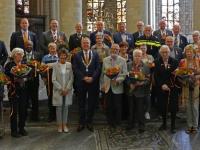 20172604 25 Dordtenaren koninklijk onderscheiden Dordrecht Tstolk