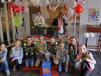Love is in the air op De Meridiaan school Dordrecht