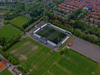 20171809 Luchtfoto Stadion FC Dordrecht Tstolk