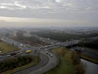 20171909 Luchtfoto\'s Randweg N3 Dordrecht Tstolk