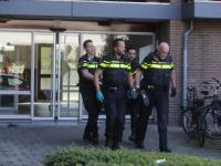Man met groot mes aangehouden in woning Vorrinklaan Dordrecht