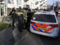 Politie inval portiefklat Talmaweg Dordrecht