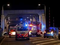 Dode bij ongeval op Zwijndrechtse Burg