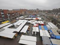 Markt centrum Dordrecht