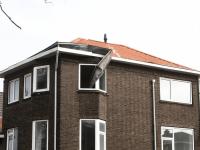 Meerdere meldingen van stormschade Toulonselaan Dordrecht