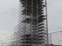 20170108 Watertoren in de steigers Dupont Dordrecht Tstolk 001