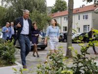 Minister Van Nieuwenhuizen brengt werkbezoek aan Dordrecht