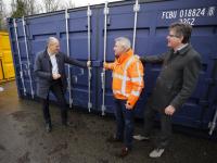 Mobiliteitshub geopend Dordrecht