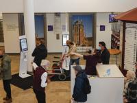 Nieuwe ontvangstruimte en uitleg ASZ Dordtwijk Dordrecht