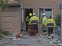 Monteur Stedin gewond na gasexplosie
