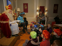 Sinterklaashuis Steegoversloot Dordrecht