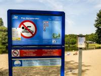 Negatief zwemadvies plas merwelanden Dordrecht