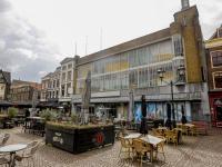 Presentatie van de plannen voor het V & D pand Dordrecht