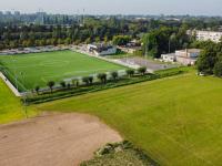 Nieuw Reeweg park vanuit de lucht Dordrecht