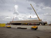 Nieuw viaduct over A16 is megaklus