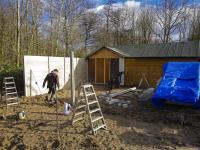 Nieuwbouw gestart bij cdp 't Boulende Schaap