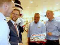 Nieuwe editie monopoly Dordrecht