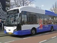 20172203 Nieuwe elektrische bus van Arriva gepresenteerd Dordrecht Tstolk