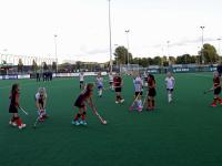 Nieuwe hockeyvelden in gebruik genomen